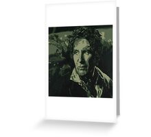 Eighth Doctor Greeting Card
