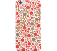 70 - Ishihara Color Test iPhone Case/Skin
