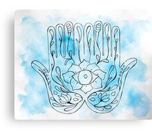 Healing Hands II Canvas Print
