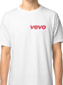 Vevo Youtube video music logo Classic T-Shirt