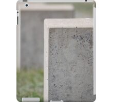 monument to the unknown soldier iPad Case/Skin