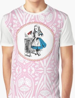 Alice in Wonderland | Drink Me Graphic T-Shirt