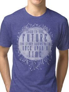 The Lunar Chronicles - Cinder Tri-blend T-Shirt
