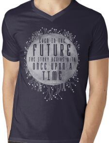 The Lunar Chronicles - Cinder Mens V-Neck T-Shirt