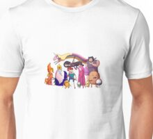 Adventure friends Unisex T-Shirt