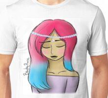 Pink N Blue Unisex T-Shirt