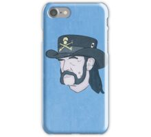 Motorhead's Lemmy! iPhone Case/Skin