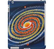 HOT SPIRAL GALAXY iPad Case/Skin
