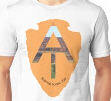 Appalachian Trail Pennsylvania Arrowhead Unisex T-Shirt
