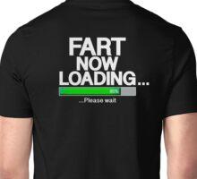 Fart Now Loading - Green Variant Unisex T-Shirt