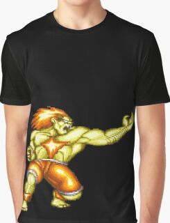 Blanka Graphic T-Shirt