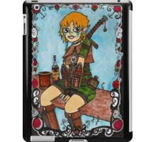 Elf Woman iPad Case/Skin