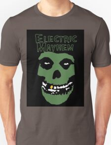 Electric Mayhem Parody Logo Unisex T-Shirt