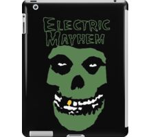 Electric Mayhem Parody Logo iPad Case/Skin