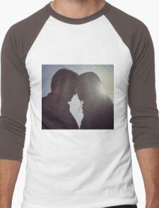 Castle and Beckette Men's Baseball ¾ T-Shirt