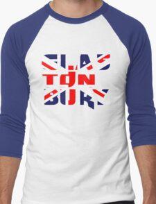 GLASTONBURY Men's Baseball ¾ T-Shirt