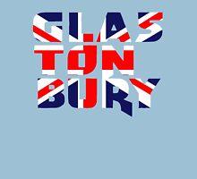 GLASTONBURY Womens Fitted T-Shirt