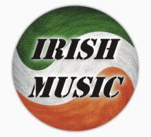 Cool Irish Music Baby Tee
