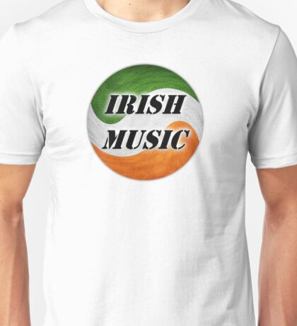 Cool Irish Music Unisex T-Shirt