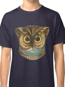 Owl vintage illustration  Classic T-Shirt