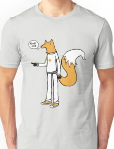 Choosy fox T-Shirt