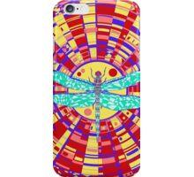 Dragon on glass iPhone Case/Skin