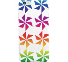 Rainbow Spiral iPhone Case/Skin