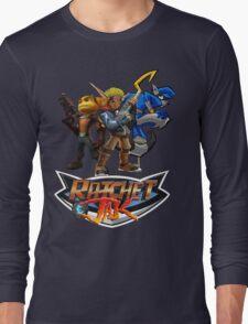 Childhood heroes Long Sleeve T-Shirt