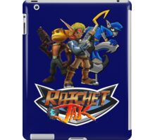 Childhood heroes iPad Case/Skin