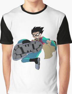 Teen Titans Robin Graphic T-Shirt