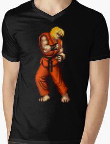 Ken Mens V-Neck T-Shirt