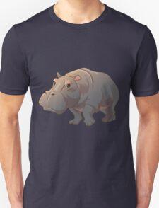 Cute cartoon hippo T-Shirt