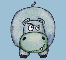 Harry the Hippo Kids Tee