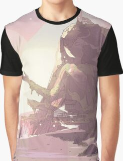 Crystal Temple - Steven Universe! Graphic T-Shirt