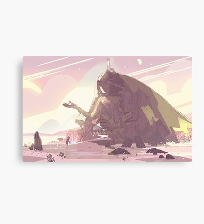 Crystal Temple - Steven Universe! Canvas Print