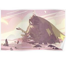 Crystal Temple - Steven Universe! Poster