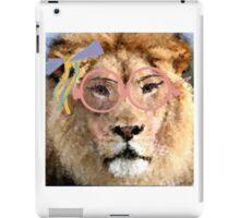 Sassy Lion iPad Case/Skin