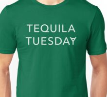 Tequila Tuesday Unisex T-Shirt