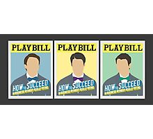 How to Succeed - Broadway Photographic Print