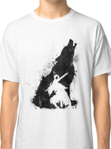 The walker of abyss VERSION BLACK Classic T-Shirt