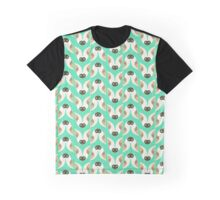 -: the earthbender :- repeat pattern, ATLA Graphic T-Shirt