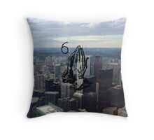 Views - North East Throw Pillow
