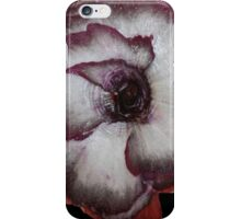 Red Onion DPG160429a iPhone Case/Skin