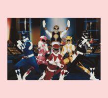 Mighty Morphin Power Rangers  Kids Tee