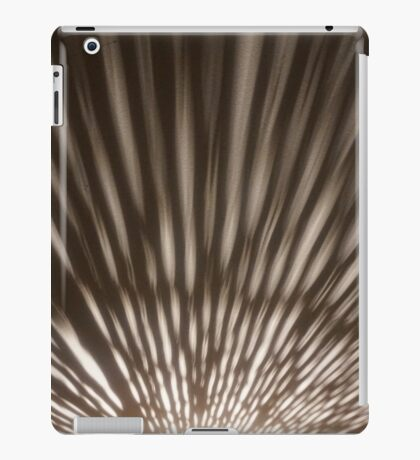 Good Morning, Hope / Shadows of light on the ceiling iPad Case/Skin