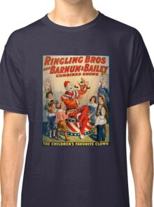 Vintage Circus Poster Classic T-Shirt