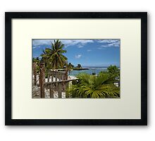 Just Spending Time With You Framed Print