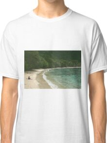 Dreaming Of Turquoise Waters Classic T-Shirt