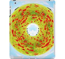 POPPY HALO iPad Case/Skin
