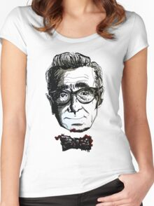 SCORSESE Women's Fitted Scoop T-Shirt